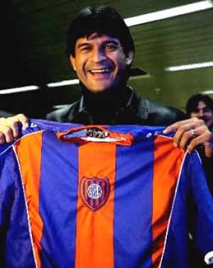 José Cardozo es presentado de manera oficial con San Lorenzo ...