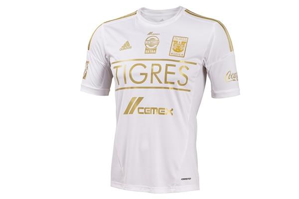 02072afe6bb06 Presentó Tigres uniforme de gala