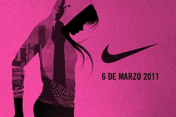 Nike presentó carrera