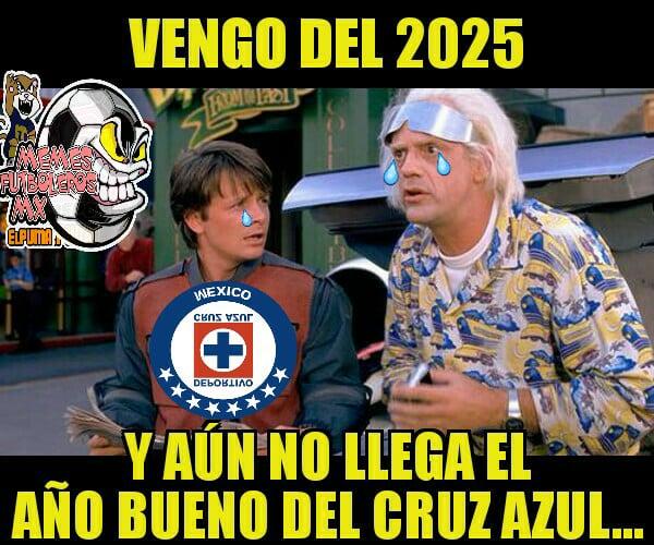 Cruz Azul 'no es grande', pero los memes son 'ENORMES ...