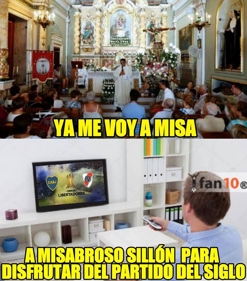 Los Memes De La Vibrante Final De Ida Entre Boca Y River Mediotiempo