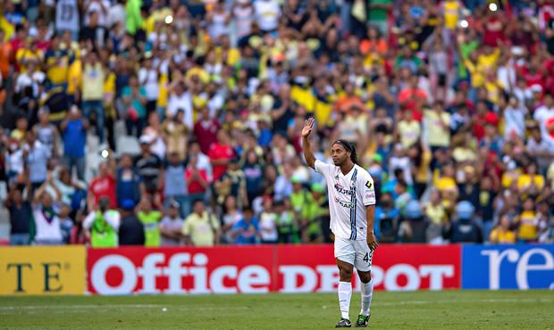 Ronaldinho con Querétaro: El día que humilló al Club América en 2015 -  Mediotiempo