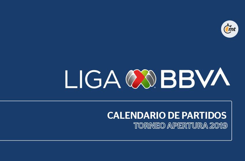Calendario De Liga Bbva 15 16.Apertura 2019 Descansos Liga Mx Cuando Y Por Que Descansa Tu