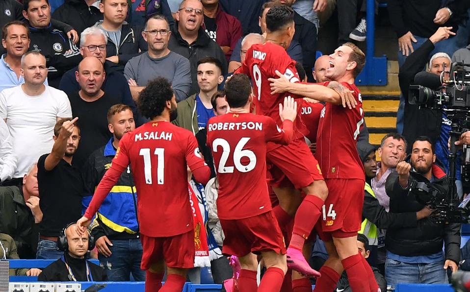 arco En suerte  Liverpool es demandado por su patrocinador New Balance - Mediotiempo