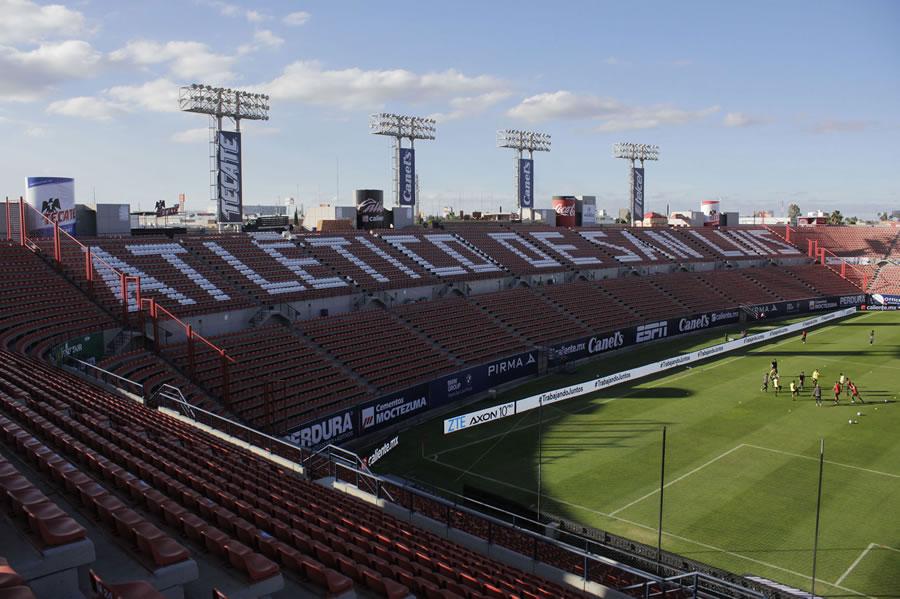 Enrique Cerezo ve normal los cambios de técnico en San Luis - Medio Tiempo.com