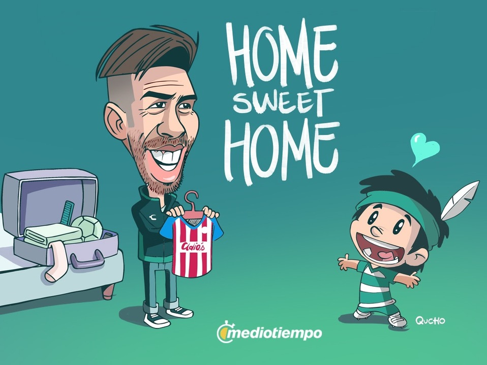 ¿Oribe Peralta regresa a casa? - Mediotiempo