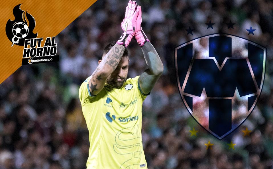 Monterrey ficharía a Jonathan Orozco para atraer público; Liga MX 2020 - Medio Tiempo.com