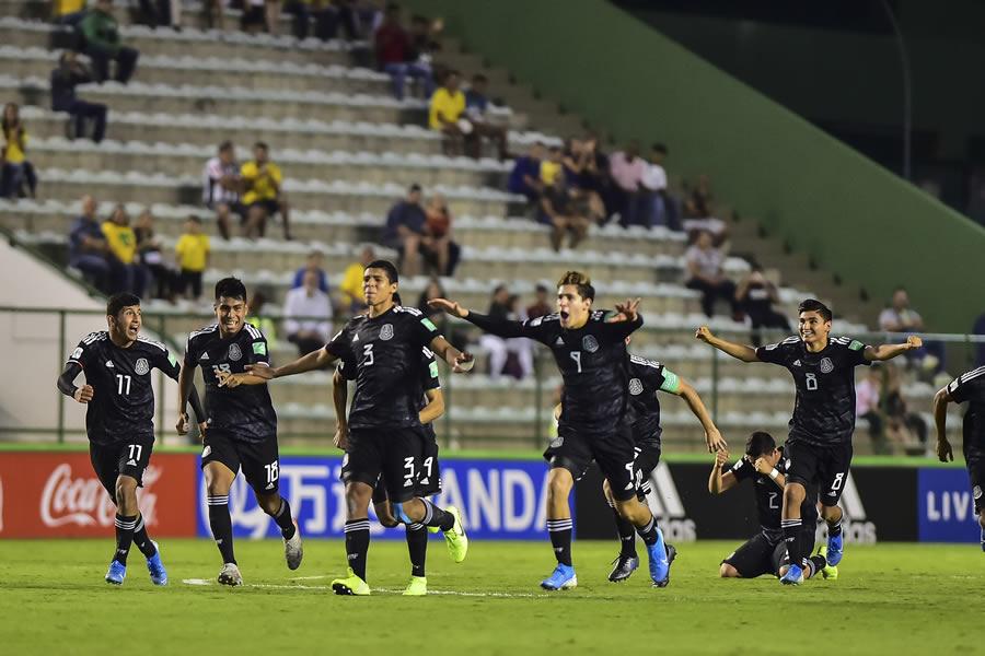 Selección Sub 17: Raúl Gutiérrez ve a Brasil como un rival a modo - Medio Tiempo.com