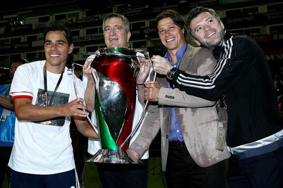 La historia de Jorge Vergara y Chivas en fotos - Medio Tiempo.com