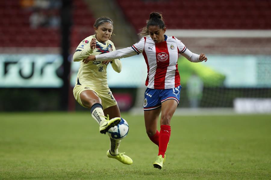 América Femenil: piensan lo peor ante lesión de Jana Gutiérrez - Medio Tiempo.com
