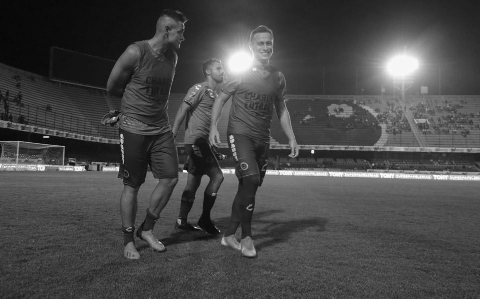 Antes de terminar el torneo, al Veracruz se le fueron 4 jugadores - Medio Tiempo.com