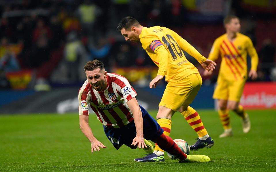 Atletico De Madrid Vs Barcelona Goles Y Cronica Jornada 15 Laliga Mediotiempo