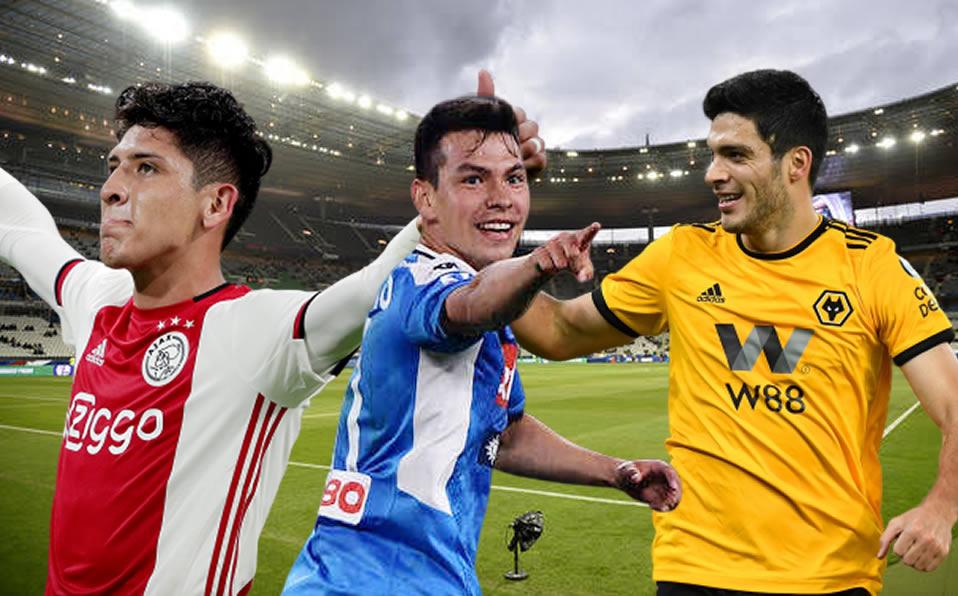 Qué necesitan los mexicanos para avanzar en Champions y Europa League - Mediotiempo