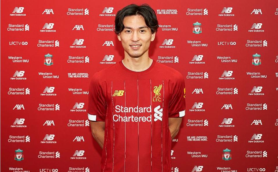 El japonés Takumi Minamino es nuevo jugador del Liverpool de Klopp - Mediotiempo