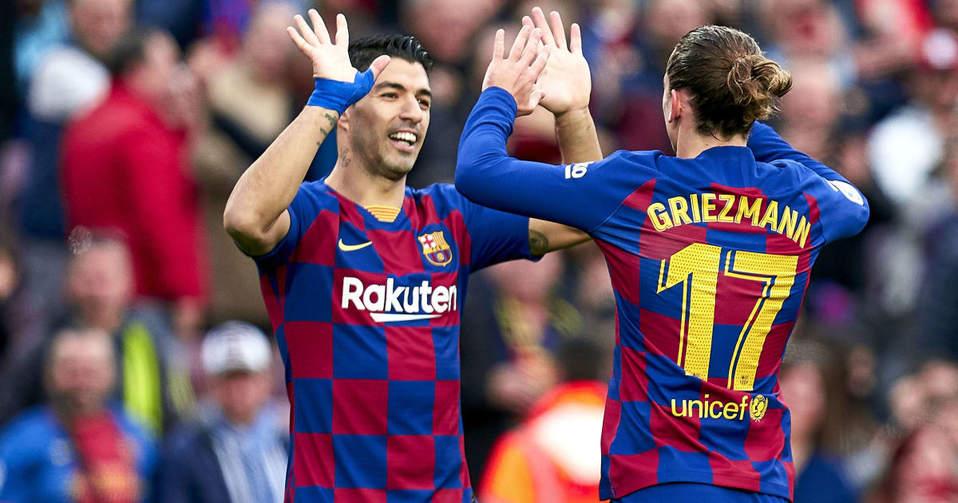 Los mejores momios del partido Espanyol vs Barcelona - Mediotiempo