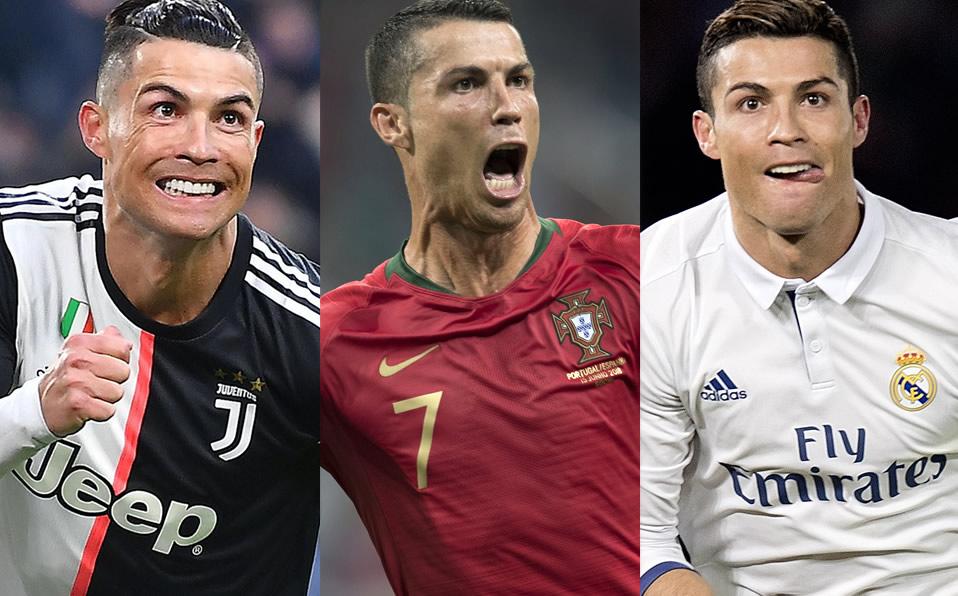 Cristiano Ronaldo impone récord del futbol con Hat-Trick con Juventus - Mediotiempo