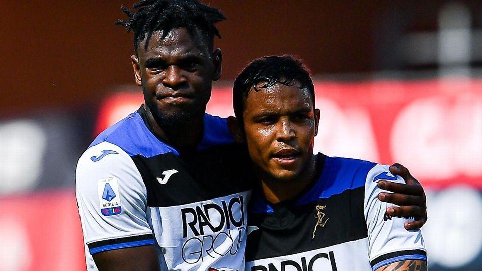 Zapata y Muriel convocados para duelo ante Inter de Milán - Mediotiempo