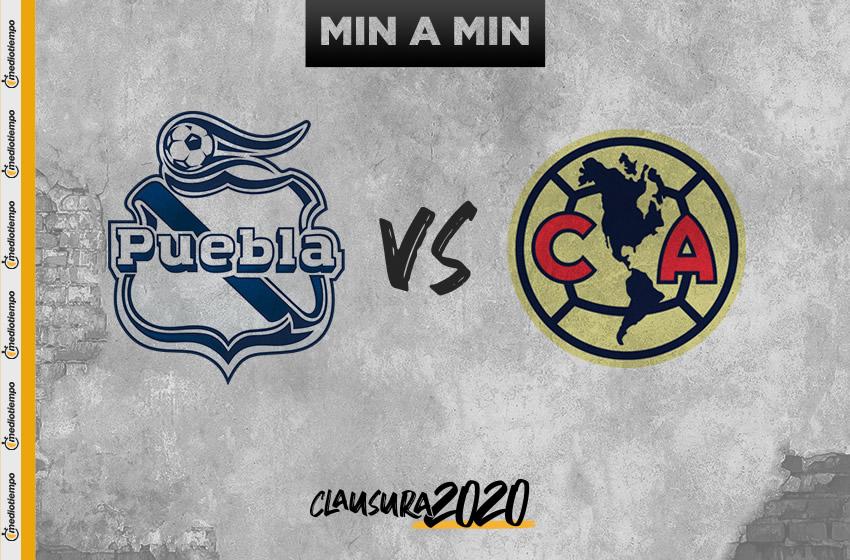 Puebla vs América: Jornada 1 pendiente, Clausura 2020, Liga MX