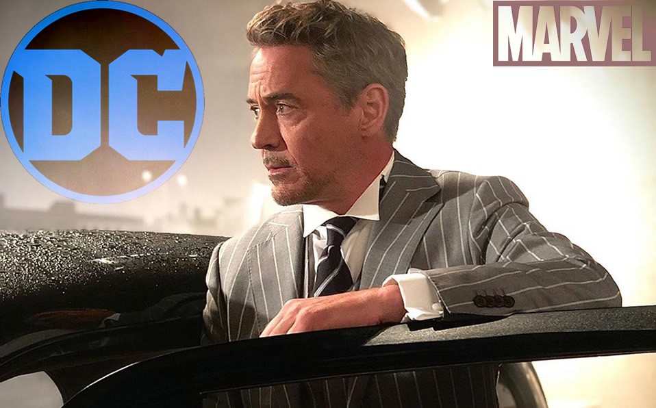 Robert Downey Jr Sería El Nuevo Linterna Verde En Dc Y Adiós A Marvel Mediotiempo