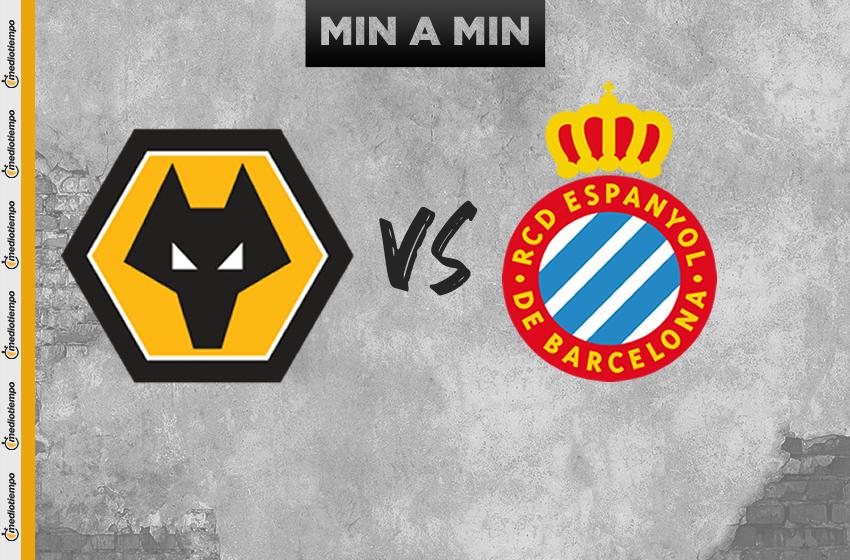 Wolverhampton vs Espanyol en vivo: 16avos de Final, Europa