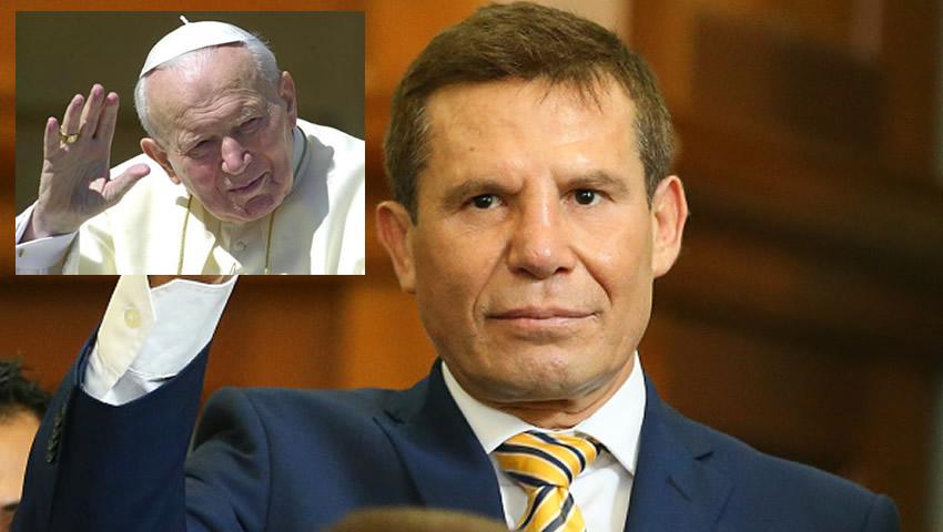 Julio César Chávez Inhaló Cocaína En El Baño Del Papa Juan Pablo Mediotiempo