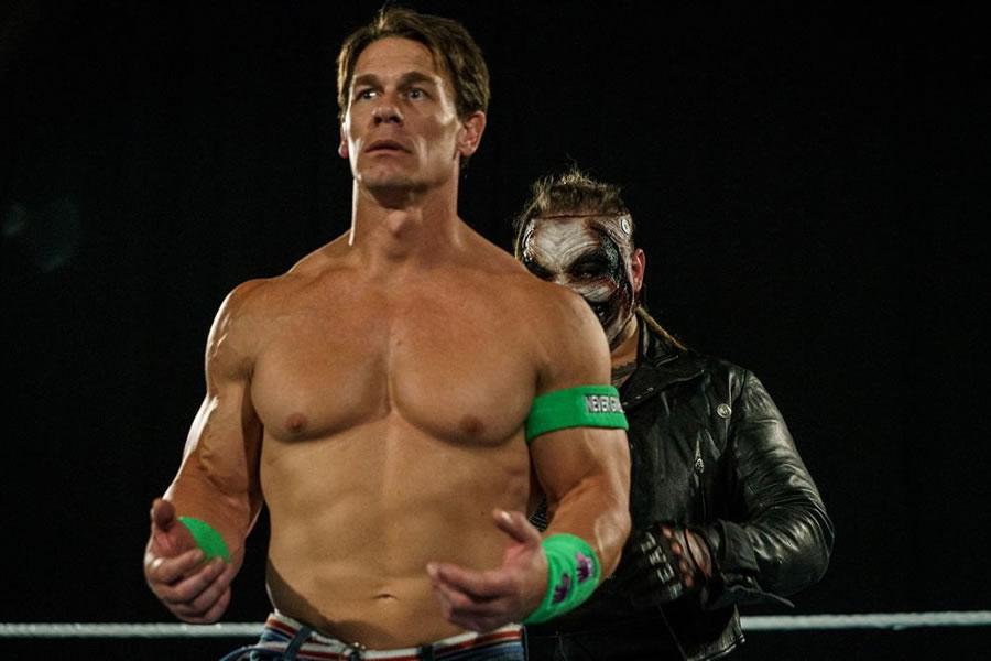 WWE. John Cena juega con la posibilidad de su retiro - Mediotiempo