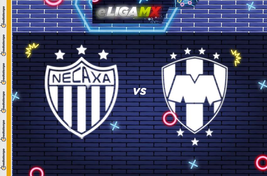 Necaxa 2-2 Monterrey: Resumen; Jornada 1, Clausura 2020