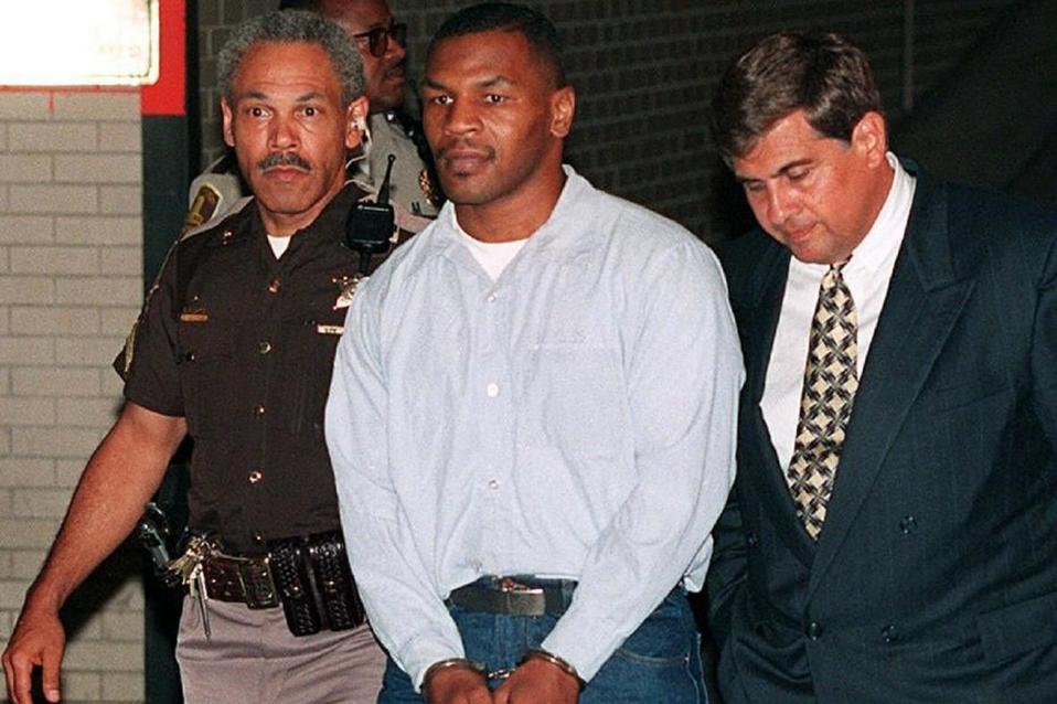 Mike Tyson: tuve maratones de sexo en la cárcel y ahí aprendí el Islam -  Mediotiempo