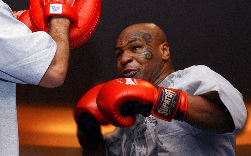 Mike Tyson sube nuevo video entrenando como bestia: 'He vuelto' VIDEO - Mediotiempo