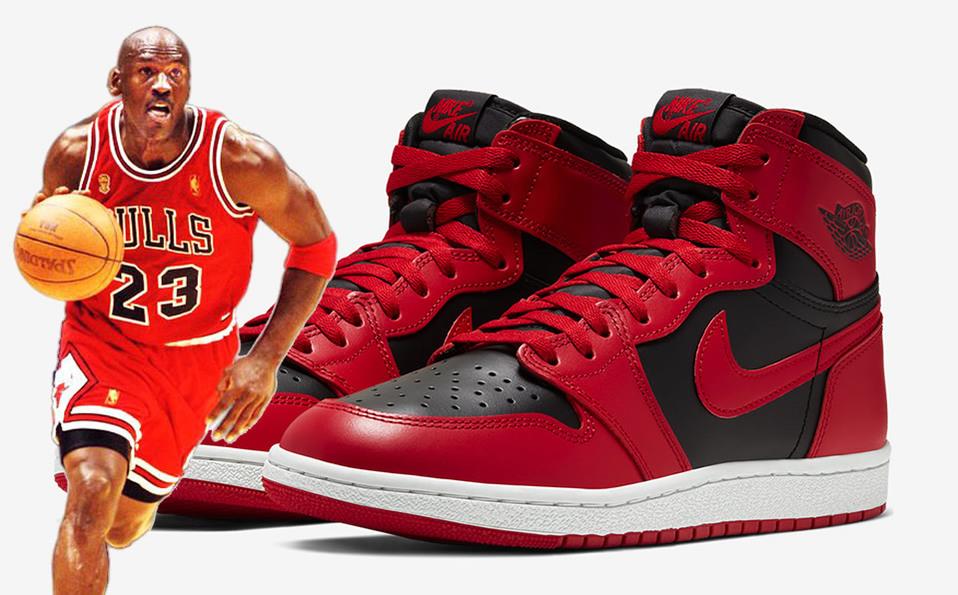 fe Prima vamos a hacerlo  La historia de Michael Jordan y sus Air 1 prohibidos por la NBA -  Mediotiempo