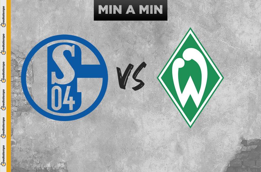Schalke 04 vs Werder Bremen en vivo: Jornada 29 de la Bundesliga