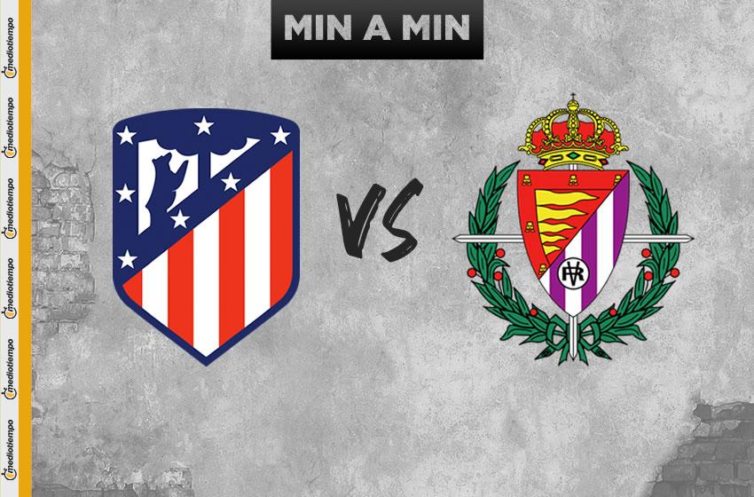 Atlético de Madrid vs Real Valladolid en vivo: Jornada 30 de LaLiga