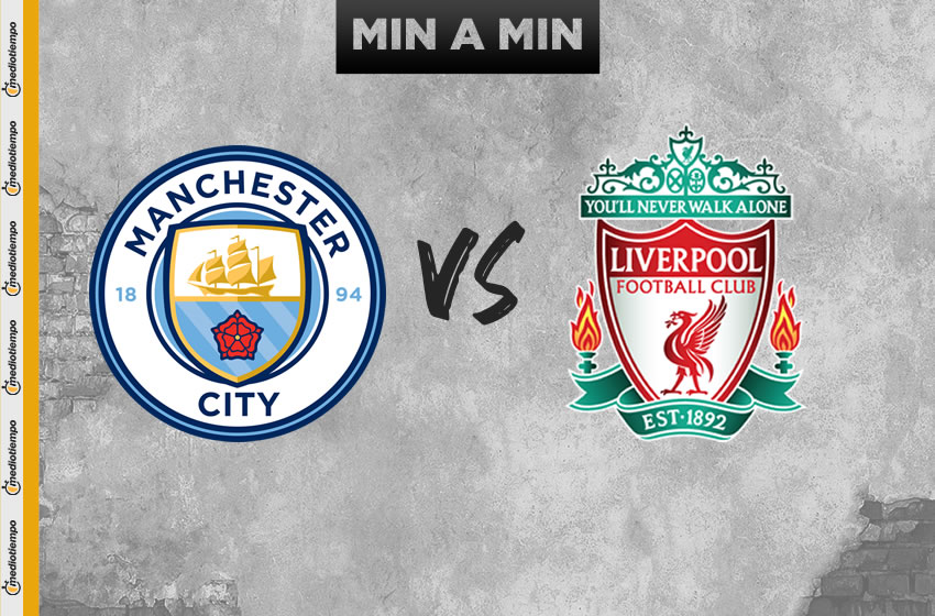 Manchester City vs Liverpool en vivo: Jornada 32 de la Premier League