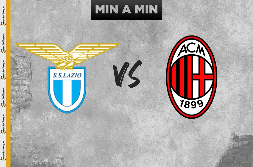 Lazio vs Milan en vivo: Jornada 30 Serie A