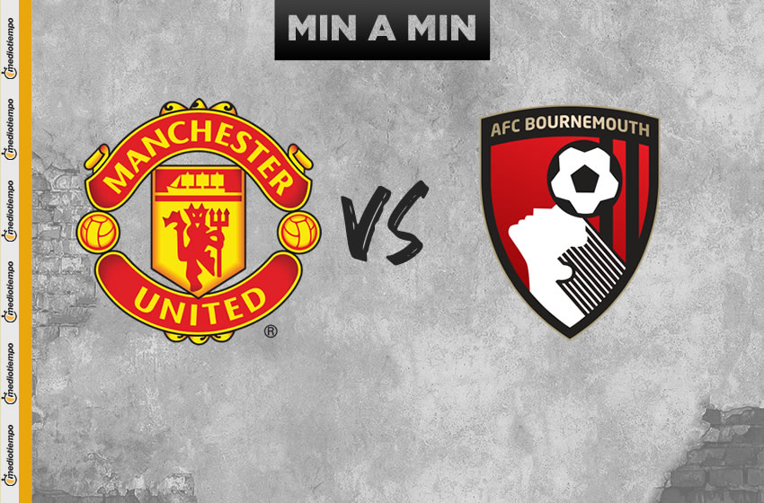 Manchester United vs Bournemouth en vivo: Jornada 33 de Premier League