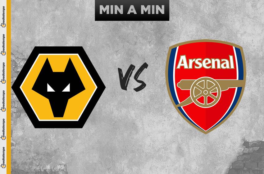 Wolves vs Arsenal resumen: Liga Premier, Jornada 33