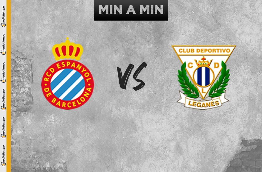 Espanyol vs Leganés en vivo: Jornada 34 de LaLiga