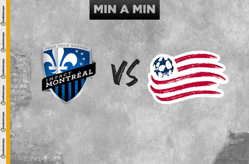 Montreal Impact vs New England: Resumen y goles MLS, Jornada 1