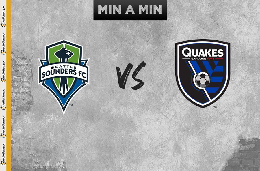 Seattle Sounders vs San Jose en vivo: Resumen y goles MLS, Jornada 1
