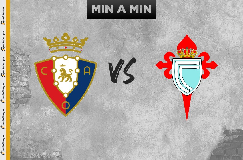 Osasuna vs Celta de Vigo en vivo: Jornada 36 de LaLiga