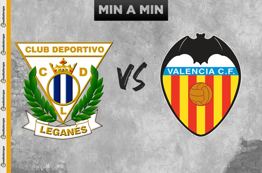 Leganés vs Valencia en vivo: Jornada 36 de LaLiga