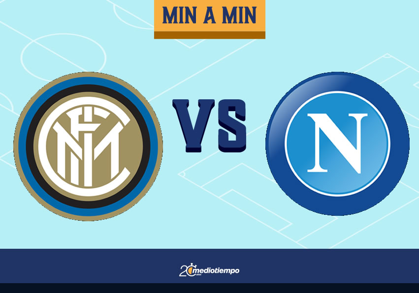 En Vivo Inter Vs Napoli Jornada 37 De La Serie A