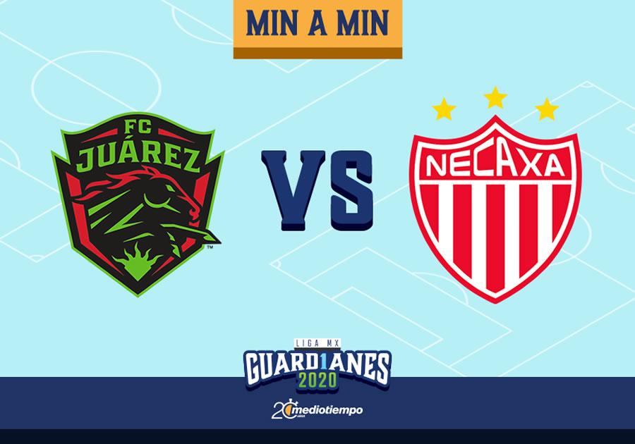 FC Juárez vs Necaxa en vivo: Guard1anes 2020 Jornada 2