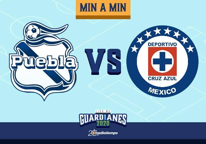 Puebla vs Cruz Azul EN VIVO jornada 2, Guard1anes 2020 Liga MX