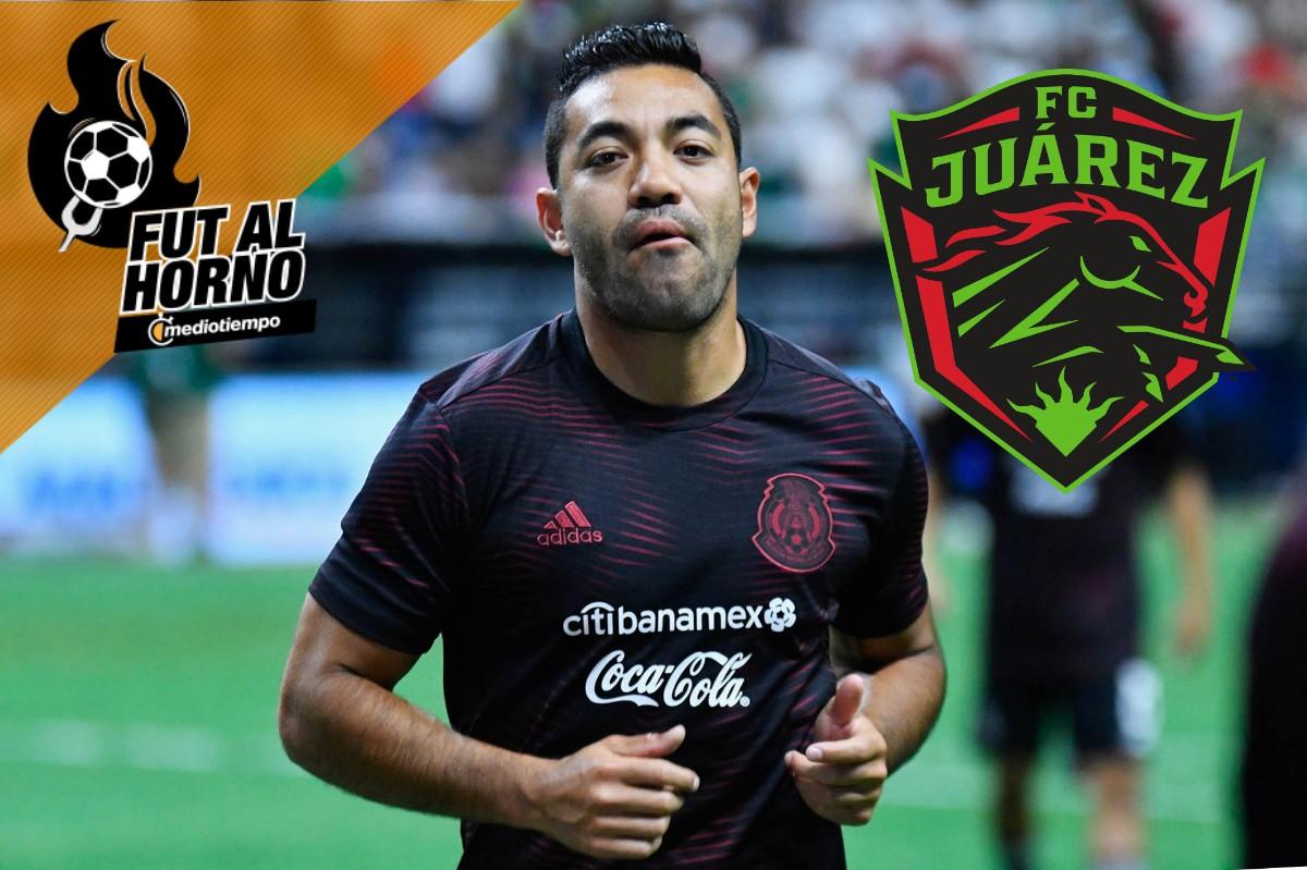 Liga MX. Marco Fabián está muy cerca de establecerse con el FC Juárez VIDEO