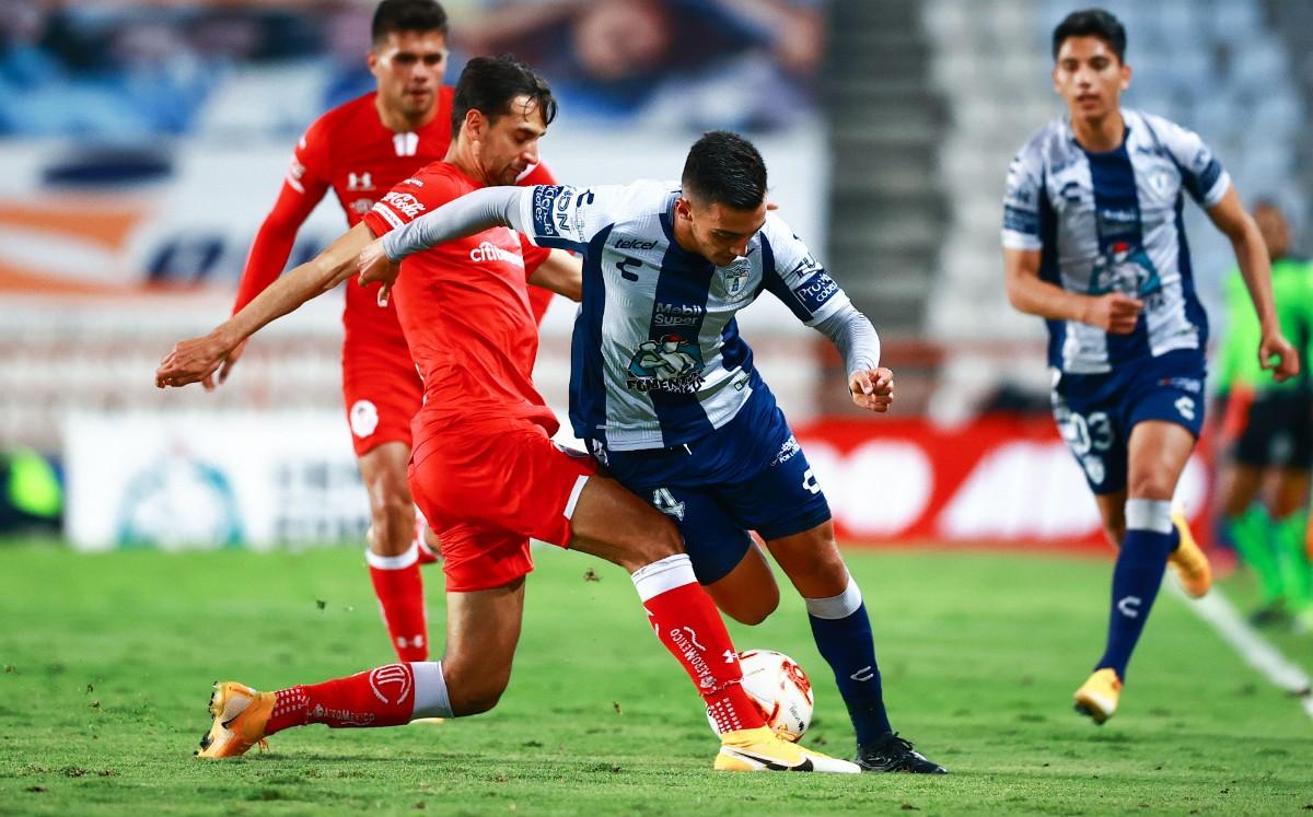 Pachuca vs Toluca (0-0): Los Diablos Rojos ya suman seis sin ganar -  Mediotiempo