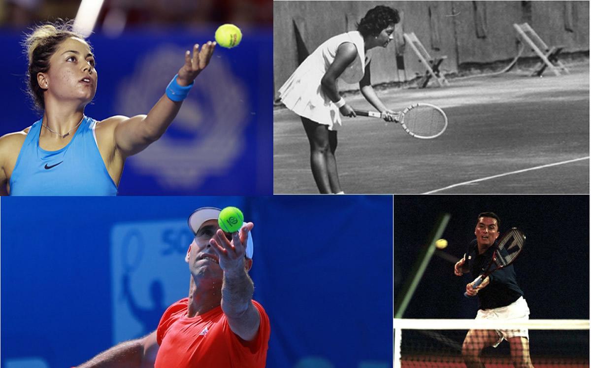 Los Tenistas Mexicanos Que Destacaron En Un Grand Slam Mediotiempo