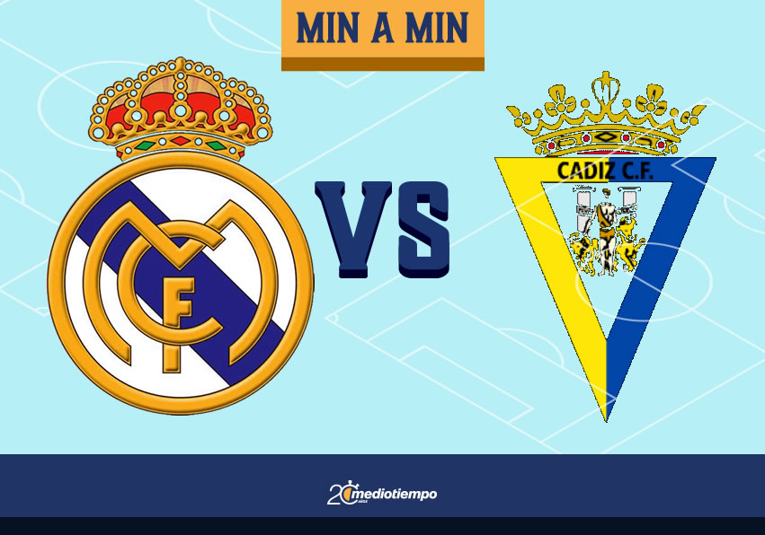 Cadiz 1 - 3 R Madrid - Match Report & Highlights  |Real Madrid--cádiz