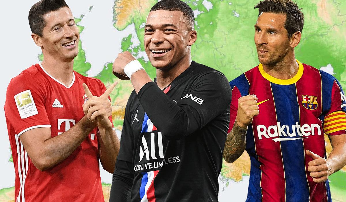 Premier League Europea. Nuevo torneo que 'mataría' la Champions 2022 -  Mediotiempo