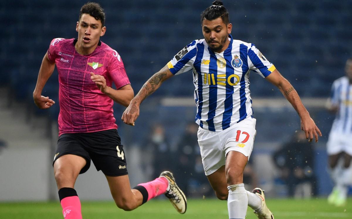 Porto vs Moreirense (3-0): Tecatito 89' y Dragones lucen en el 2021 - Mediotiempo